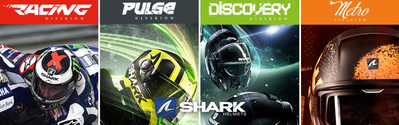 Shark Hjälmar