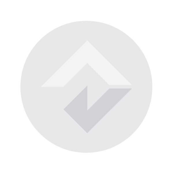 Givi Trekker 52 lit Monokey toppbox svart med lock i alum-finish TRK52N