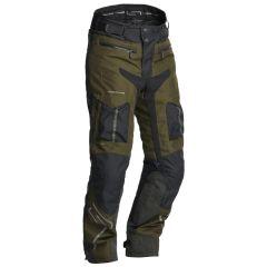 Lindstrands Textilbyxa Oman Pants Svart/kiwi