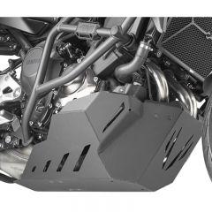 Givi Hasplåt svart Aluminium Tracer 900/Tracer 900 GT (18-19)