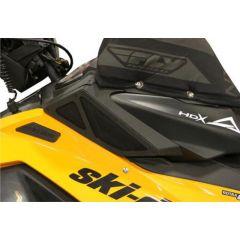 Skinz luftintags galler Svart 2013- Ski Doo XM/XS Rasmussen