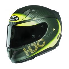 HJC Hjälm RPHA 11 BINE Grön Gul MC4HSF