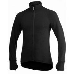 Tobe Full zip 400 Merino underställ tröja grå