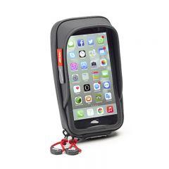 Givi Smartphone holder för bl a iPhone7 7+8 8+6+, Galaxy  S7 S6, S6 EDGE, S5,