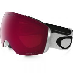 Oakley Flight Deck Goggles Matte White Prizm Rose