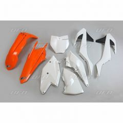UFO Plastic kit 5-parts original KTM SX/SXF125-525 2017