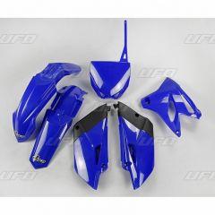 UFO Plastkit 5-delar Blå 089 YZ85 15-