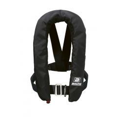 Baltic Winner sele man uppblåsbar räddningsväst svart 40-150kg
