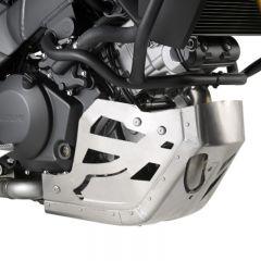 Givi Oil carter protector in Aluminium Suzuki DL 1000 V-Strom (14)