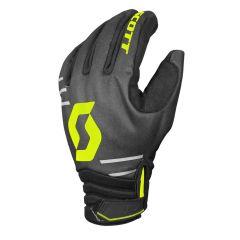 Scott Handske 350 Race SMB svart/grön
