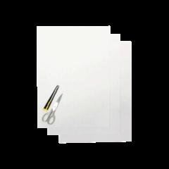 Blackbird Klisterark  klar 47x33cm (3st)