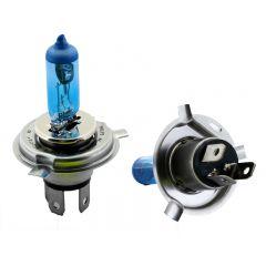 Philips glödlampa H4  BlueVision Moto 12V/60/55W