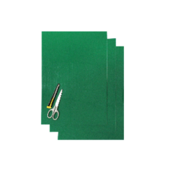 Blackbird Klisterark  grön 47x33cm (3st)