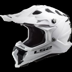 LS2 Hjälm MX700 Subverter Solid White