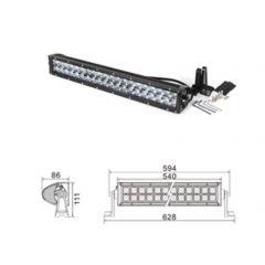 Kinwons Led Ramp 10-32V 120W