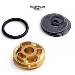 Race Tech Gaffelventiler GoldValve 39/30 1C+R G2R FMGV3930GC