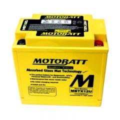 MOTOBATT batteri MBTX12U Factory sealed