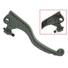 Tec-X Bromsgrepp, Carbon-mönster, Derbi Senda DRD Racing 11- / Drac Supermoto RS