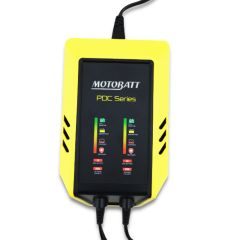 Motobatt Batteriladdare 2-Bank 9 step charger 12V 2,0 Am