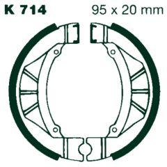 AIR Bromsbackar K 714 95x20mm parvis
