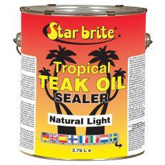 Tropical Teak Oil/Sealer Natural Light 3,79 L