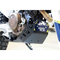 AXP Xtrem HDPE Skid Plate Black Husqvarna 701 15-20/KTM 690 15-20