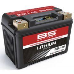 BS Battery BSLI-06 Lithiumbattery