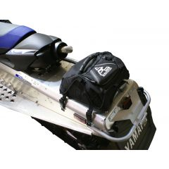 Skinz Tunnel Väska Svart 2008-14 Yamaha Nytro MTX