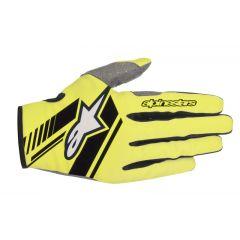 Alpinestars handskar Neo, fl gul/svart
