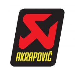 Akrapovic Dekal Horizontal 150x44mm