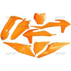 UFO Plastkit 5-delar Flou Orange KTM SX/SX-F 125-450 19-