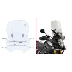 Givi Specific sliding wind-scr , Suzuki DL1000 V-STROM (2014)