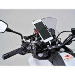 Daytona mountbar+USB socket, master cylinder mount type