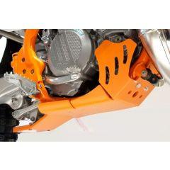 AXP Xtrem HDPE Hasplåt Orange KTM250SX-250XC-300XC 17-18