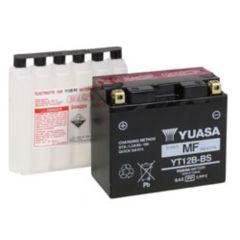 YUASA batteri YT12B-BS  (CP) Inkl syra