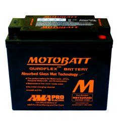 MOTOBATT batteri MBTX20UHD Black Factory sealed