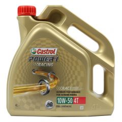 Castrol Power 1 Racing 4T 10W-50 208 L
