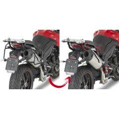 Givi Rapid release tub. side-case holder for MONOKEY® Tiger Sport 1050 (13-17)