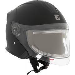 CKX Hjälm Razor med Elektrisk visir, svart