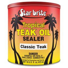 Tropical Teak Oil/Sealer Classic Teak  500ml
