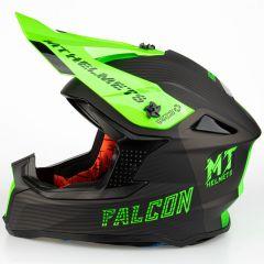 MT Falcon System D6 Matt Fluor Green