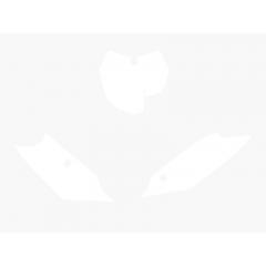 Blackbird nummerbottnar vit SX/SX-F 13-15