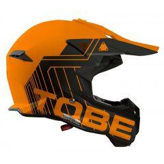 Tobe Terminator Hjälm, Stripe Orange/Black