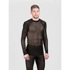 SVALA 100% Dry Stretch Mesh Skjorta svart