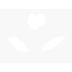 Blackbird nummerbottnar vit SX85 13-15