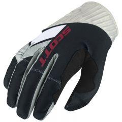 Scott Glove 450 Podium svart/vit 2XL