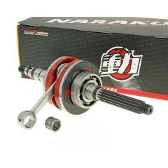 Naraku Vevparti, Racing HPC (50cc), Keeway 03-> 2-T / CPI 03-> 2-T