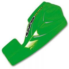 Plast handskydd UFO Glen Hele grön 026