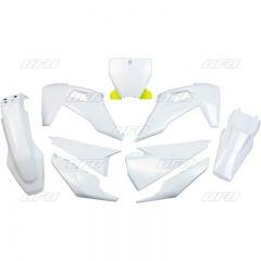 UFO Plastkit 5-delar Vit 041 HVA TC/FC 125-450 19-