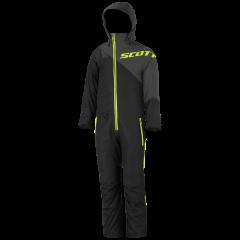 SCOTT Monosuit K's Dryo svart/gul
